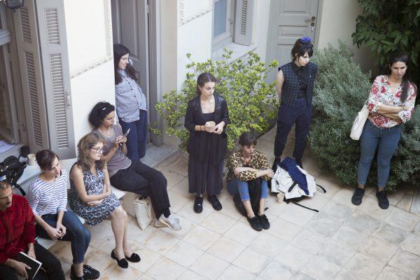 ΑΝΟΙΧΤΗ ΣΥΖΗΤΗΣΗ ΜΕ ΤΙΣ ARCAthens Residency Fellows
