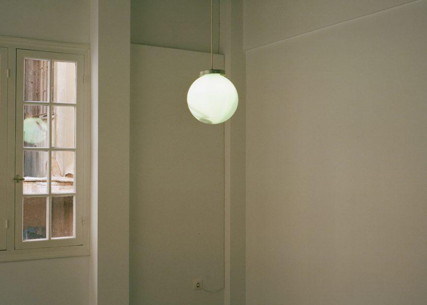 Bright File (June), hausn, Αθήνα, Ελλάδα, 2018:  Χρήστος Τζίβελος, Le Rayon X, 1985