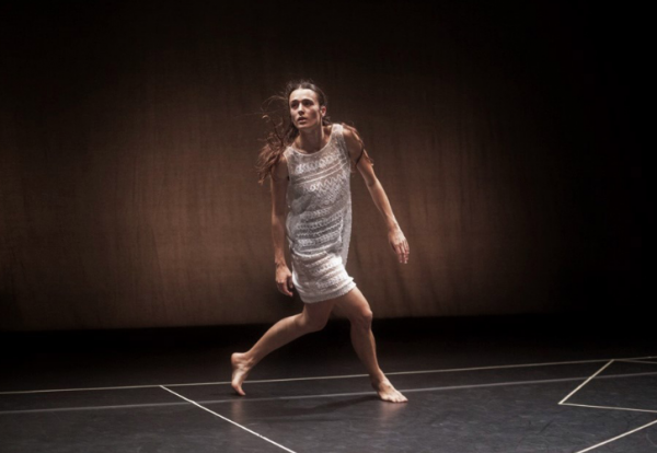 EFTYCHIA STEFANOU AT THE Kalamata International Dance Festival