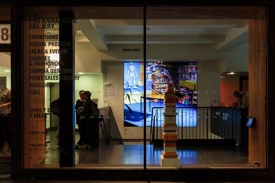 Hyperanalogue Geekender, The Photographers' Gallery, Λονδίνο, 2017