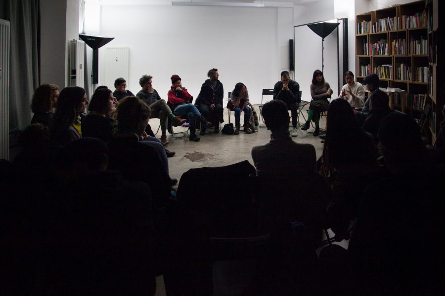 TAKE XI with Nguyễn Baly, the 9th session of the film series RESIDING IN THE BORDERLANDS at SAVVY Contemporary, 2020
