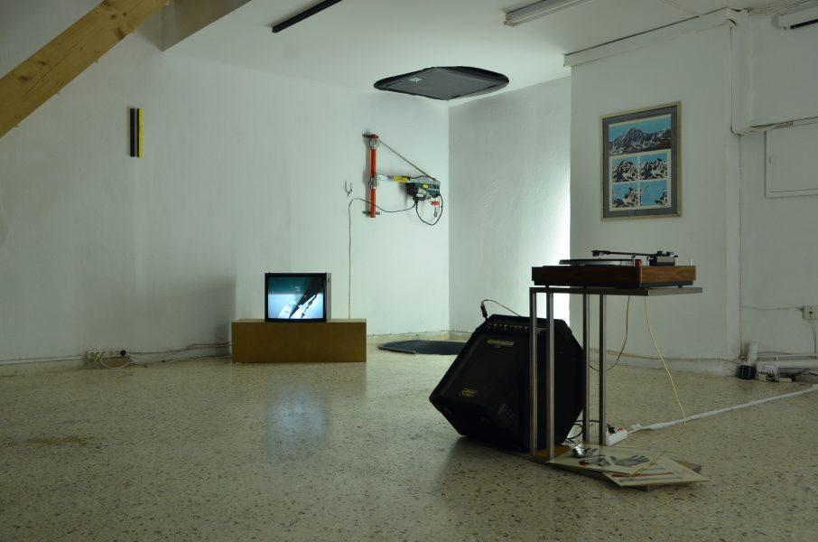 Μετά την έκρηξη ακούς ακόμα το φως, 3 137 project space, Αθήνα, 2016