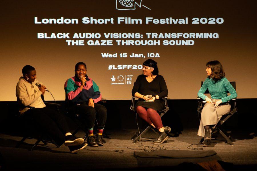 BLACK AUDIO-VISIONS, London Short Film Festival 2020