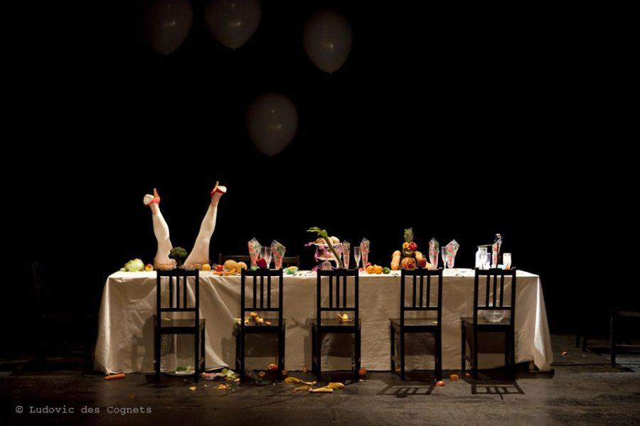 ASPARAGUS, 40 min, performance