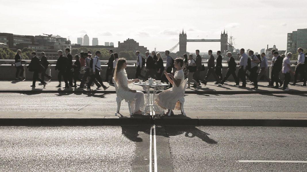 Πρωινό στην London Bridge, 2014