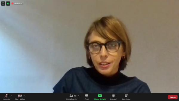 Curator's Talk: Elpida Karaba