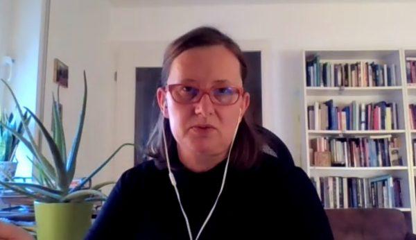 Talk: Bojana Kunst