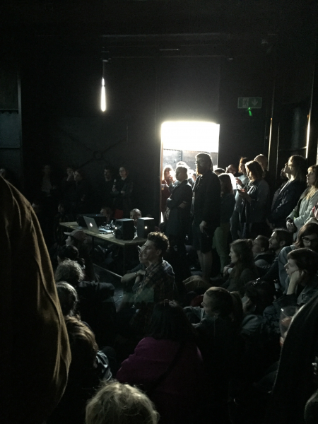 …a casual event with dramatic storytelling, Goldsmiths CCA, Λονδίνο, 2019
