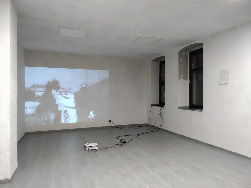 Αναστάσης Στρατάκης, Topos I, Kanalstraße 10/40, Άλτενμπουργκ, 2019