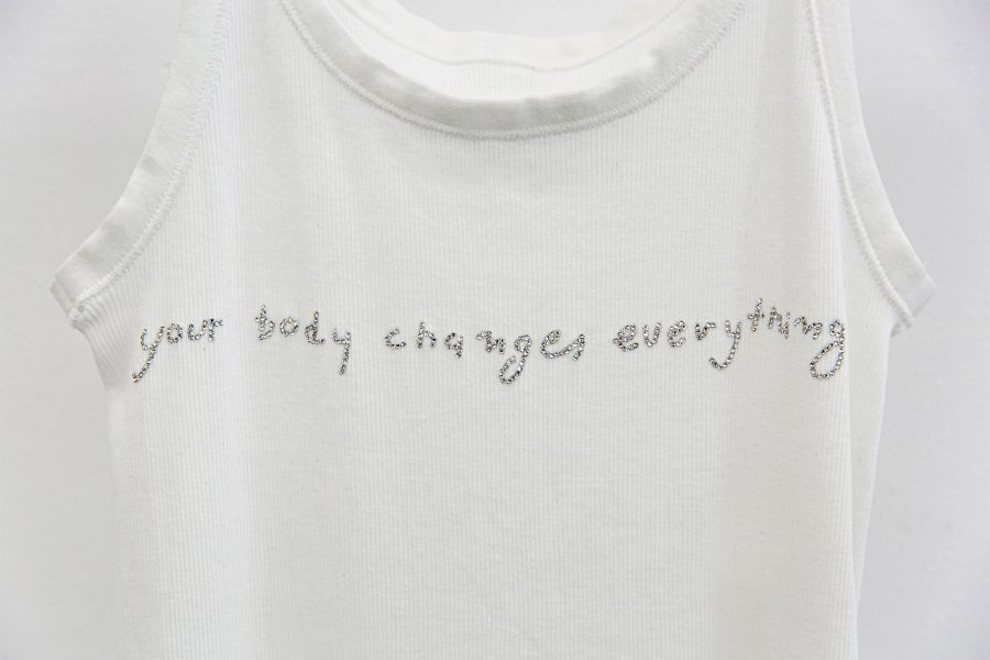 Your Body Changes Everything (detail), 2020