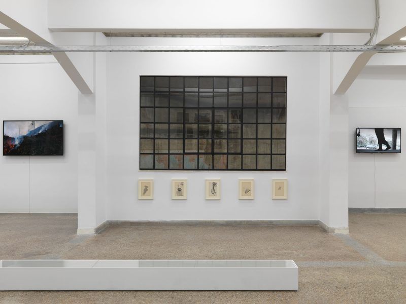 For staying is nowhere (Group Show), Haus N, Αθήνα, 2020