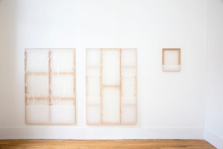 Άποψη της έκθεσης στο Royal College of Art, London, 2018