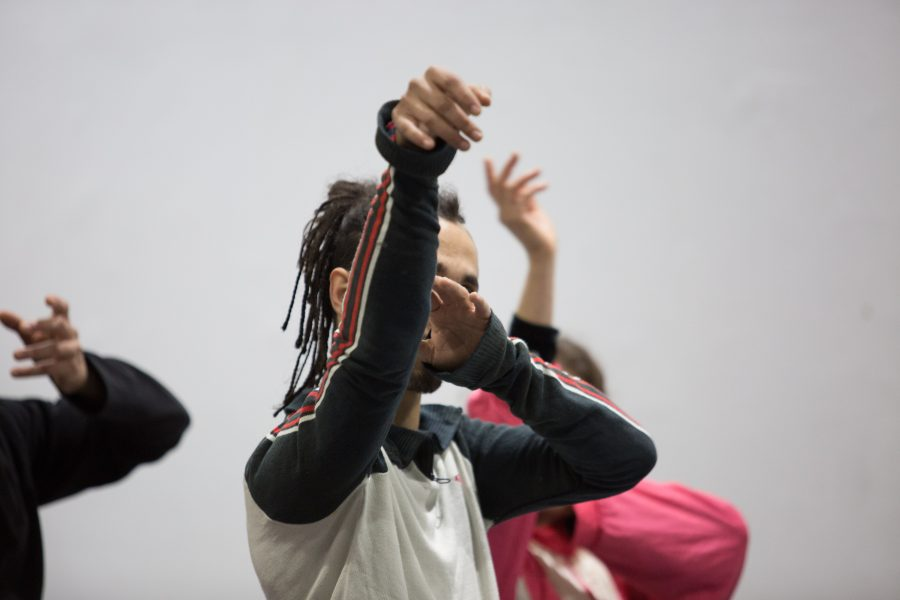 Things my Hands Sea, 2020, Athens Video Dance Project, 20'