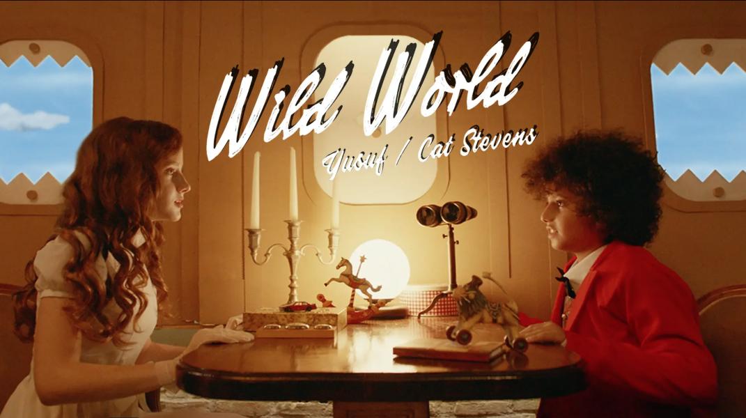 Wild World, 2020, 4'