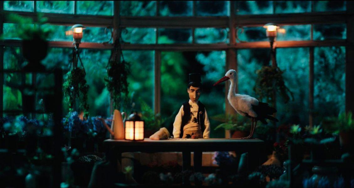 To Ροζ βουνό, 2021, 6', animation, σκηνοθεσίαThomas Künstler