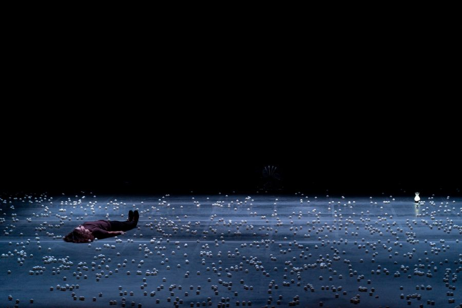 Requiem-a choreographed portrait, 2017, 45'