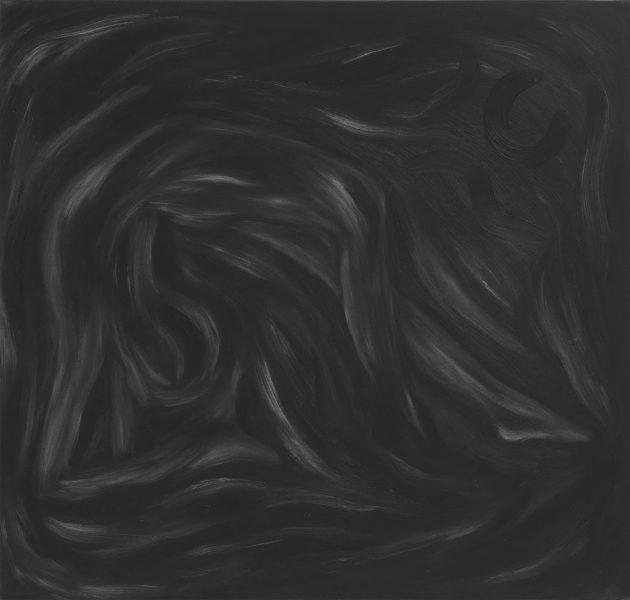 Moods (Black I), 2021