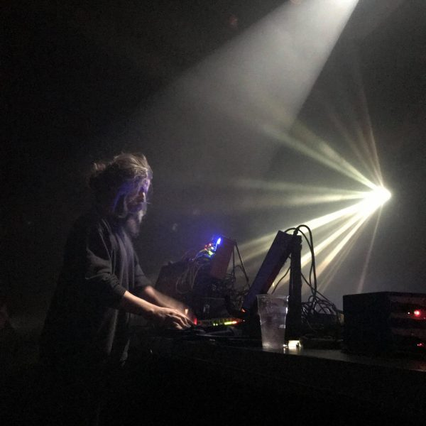 Untitled Live performance in Athens, 2019